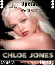 Chloe Mobile Theme