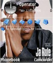 Ja And Jay Mobile Theme