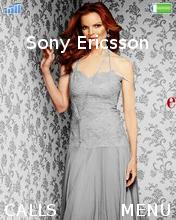 Marcia Cross Mobile Theme
