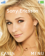 Hayden Panettiere Mobile Theme