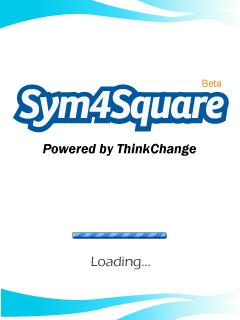Sym4square Symbian Foursquare Mobile Theme