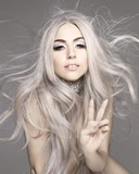 Vanity Fair Lady Gaga Mobile Theme