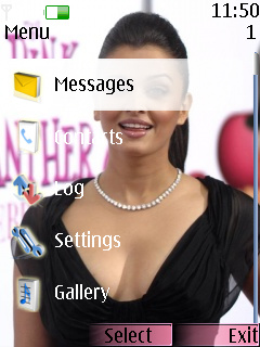 Hot Aish Theme Mobile Theme