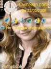 Kate Winslet Mobile Theme