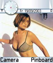 Catherine Bell Theme Mobile Theme