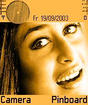 Kareena Nokia Theme Mobile Theme