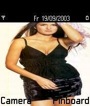 Sexy Katrina Kaif Mobile Theme