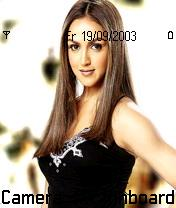 Hot Esha Deol Mobile Theme