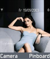 Aishwarya Rai Nokia Mobile Theme