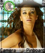 Aishwarya Rai Mobile Theme
