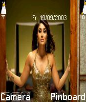 Kareena Kapoor Mobile Theme