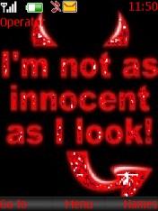 Innocent S40 Theme Mobile Theme