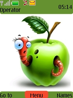 Apple Theme Mobile Theme