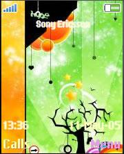 Funky Theme Mobile Theme