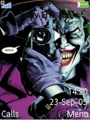 Joker Mobile Theme