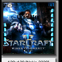 StarCraft II Mobile Theme