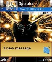 Hitman Mobile Theme