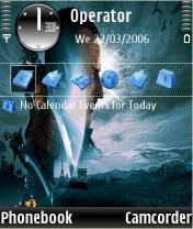 Onimusha Mobile Theme