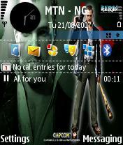 Dead Rising Mobile Theme