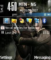 Re4 Mobile Theme