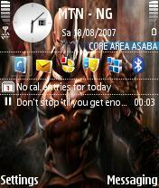 God Of War 3 Mobile Theme