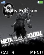 Metal Gear Mobile Theme
