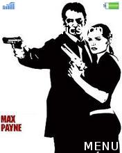 Max Payne Mobile Theme