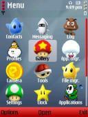 Mario Icons Mobile Theme
