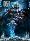 Wrath Of T Lich King Mobile Theme