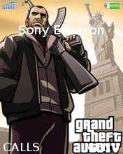 GTA Iv Game Theme Mobile Theme