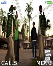 Gta San Ansdreas Theme Mobile Theme