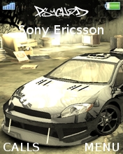 Need For Speed  MostwantedTheme Mobile Theme