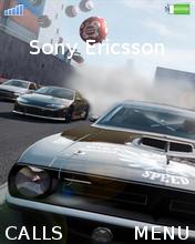 Need For Speed Pro Street Theme Mobile Theme