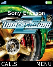 Need For Speed Underground Theme Mobile Theme