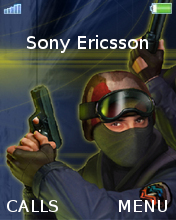 Counter Strike Theme Mobile Theme