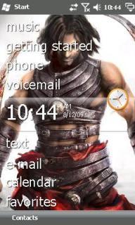 Taken Game Htc Theme Mobile Theme