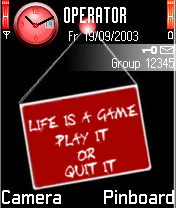 Game Nokia Theme Mobile Theme