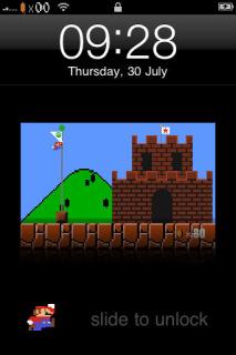 Ultimate Super Mario Bros Theme Mobile Theme