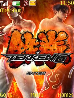 Takken6 Theme Mobile Theme