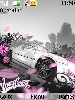 Pink Slip With Tone Nokia Theme Mobile Theme