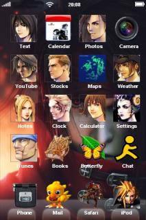 Final Fantasy Mobile Theme