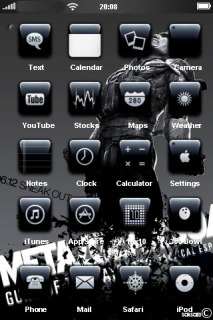 Metal Gear Mobile Theme