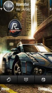 Nfs Car Mobile Theme