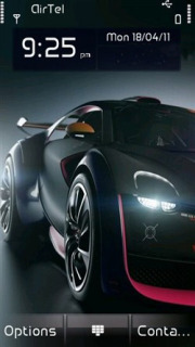 Nfs Car Mobile Theme