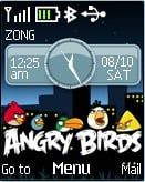 Angry Birds Live Mobile Theme