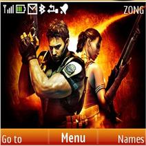 Resident Evil Mobile Theme