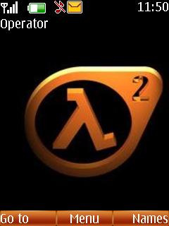 Half Life 2 Mobile Theme