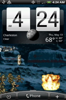 Kill Zombies For Android Theme Mobile Theme