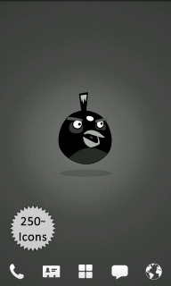 Angry Birds ICons For Android Theme Mobile Theme