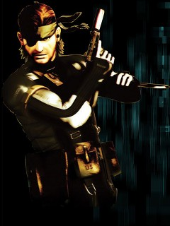 Metal Gear Solid Mobile Theme